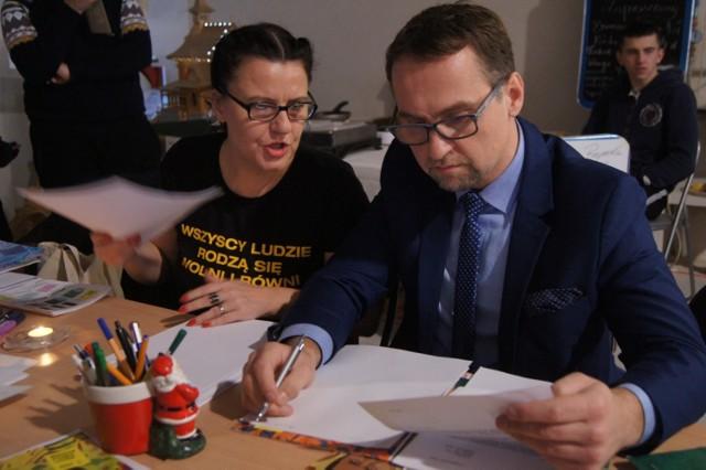 Maraton Pisania Listów Amnesty International w Radomsku