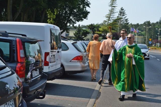 25 lipca w Goleniowie święcone były pojazdy