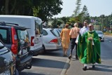Pojazdy poświęcone. Dzień św. Krzysztofa w Goleniowie