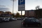 Zakaz poskutkował, są wolne miejsca parkingowe w centrum Goleniowa. I pierwszy mandat
