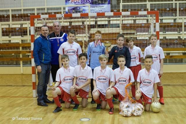 Młodzicy Sparty Złotów zwycięzcami turnieju