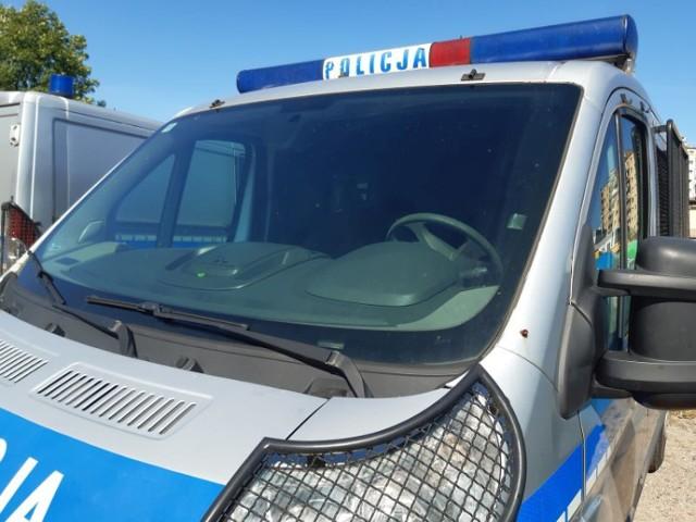 Policjanci zatrzymali 26-letniego mężczyznę