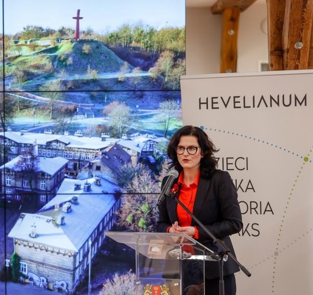 Umowę na miejską pożyczkę z Pomorskim Funduszem Rozwoju podpisano w Hevelianum