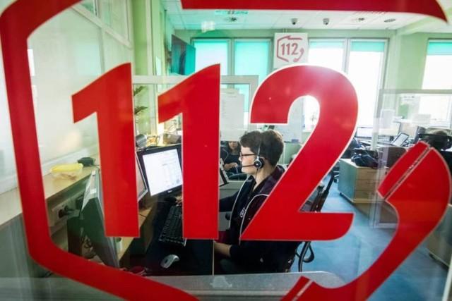 Zadzwoniła na 112 z prośbą o pomoc