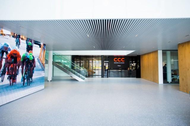 Budynek CCC z szansą na światową nagrodę