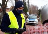Pijany motocyklista uciekał przed policjantami. Został zatrzymany we Wschowie