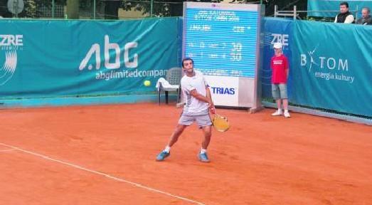 Dwukrotny tryumfator turnieju. Laurent Recouderc postanowił nie bronić tytułu w tym roku.