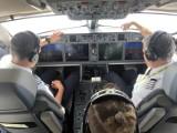 Zobacz w środku nowy samolot Airbus A220-300 należący do Air Baltic [FOTOGALERIA, WIDEO] Czy LOT kupi ten oszczędny samolot do 150 miejsc?