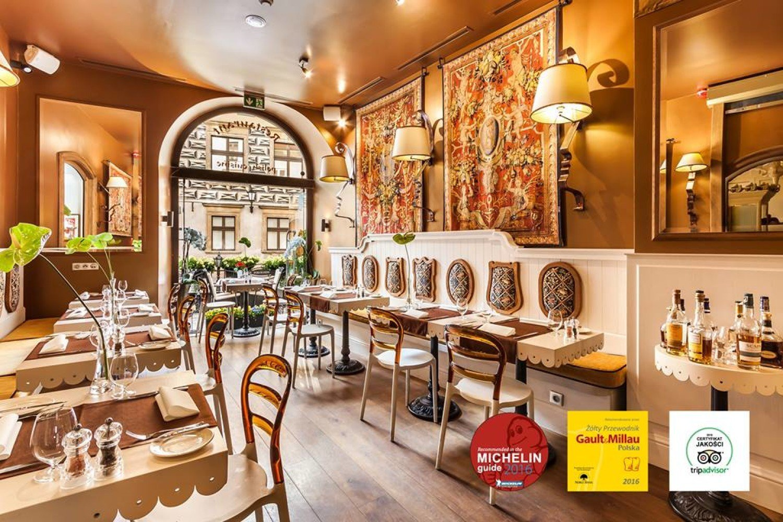 Top 10 Ekskluzywnych Restauracji W Krakowie Zdjecia Krakow Nasze Miasto