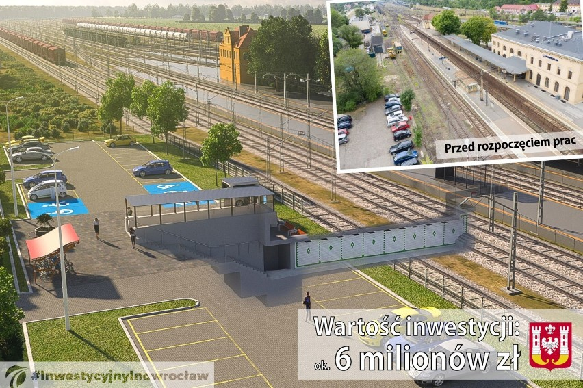 Wkrótce Ruszy Budowa Tunelu Przy Dworcu Pkp W Inowrocławiu