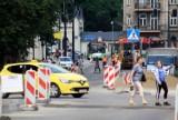 Kierowcy znowu pojadą inaczej. Przebudowa Lipowej i Racławickich wchodzą w kolejną fazę. Kiedy koniec utrudnień?