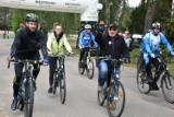 Wągrowiec. Rajd rowerowy z okazji Europejskiego Tygodnia Zrównoważonego Transportu