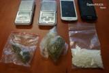 Bytom: Przejęli 500 porcji narkotyków