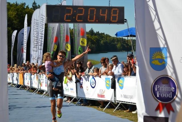 Triathlon 2013 Przechlewo - Bieg