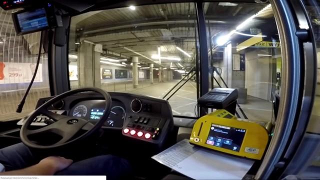 Kierowca PKM rozbawił pasażerkę oraz internautów