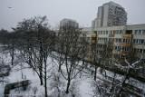 Śnieg i deszcz we Wrocławiu (PROGNOZA, FILM, ZDJĘCIA)