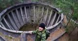 Fabryka amunicji Alfreda Nobla w Krzystkowicach. Eksploratorzy z żarskiego stowarzyszenia Szaruga tropią historię