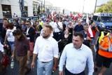 """Warszawa. Protest na placu Bankowym. """"Stop ustawie Przestępczość+"""". Manifestacja przejdzie pod Sejm"""