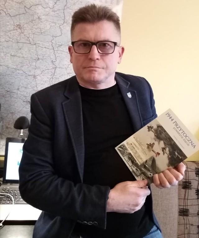 Rozmowa z Andrzejem Chmielewskim, autorem wielu książek i publikacji lokalnych, samorządowcem i mieszkańcem powiatu międzyrzeckiego.