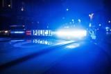 Kierujący fiatem nie zatrzymał siędo kontroli drogowej. Pijany uciekał przed policją
