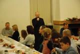 Noworoczne spotkanie u kapelana ostrowskiej policji