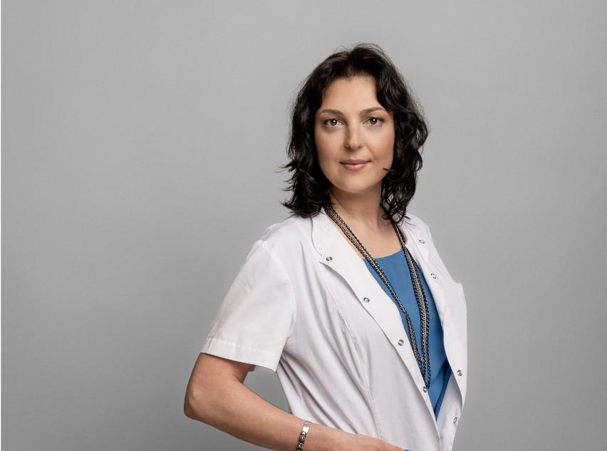 Magdalena Golachowska, doktor nauk medycznych, doradca...
