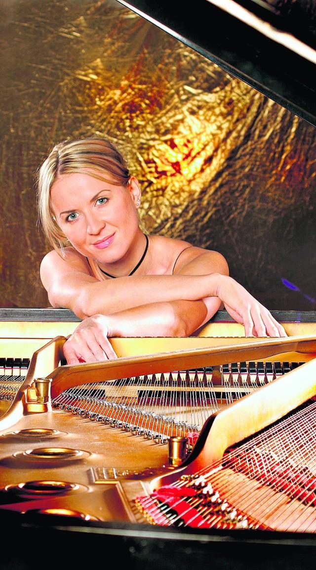 Beata Bilińska - nie tylko uroda, ale i wielki talent