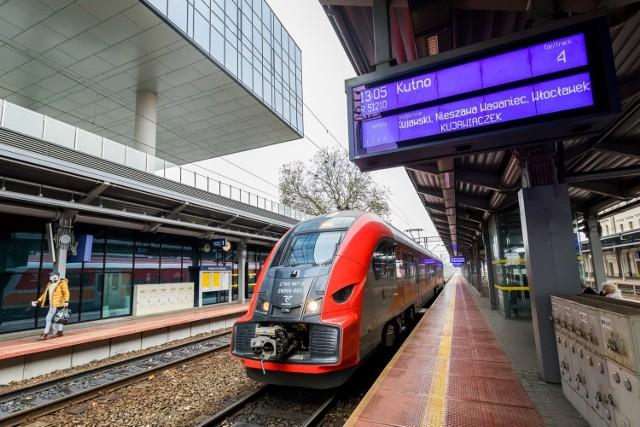 Przetarg na obsługę połączeń kolejowych podzielono na dziesięć pakietów.