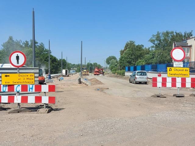 Kolejny etap prac przy ulicy 3 Maja rozpocznie się 7 października. Przeczytaj o wyznaczonych z związku z renowacją objazdach.