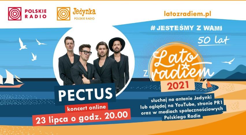 """""""Lato z Radiem"""" - podróż w rodzinne strony zespołu Pectus"""