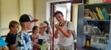 Dzieci w Grójcu aktywnie i ekologicznie spędzają wakacyjny czas