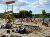 Plaża nad Narwią od lat przyciąga tłumy. Zobacz archiwalne zdjęcia. A może rozpoznasz znajomych?