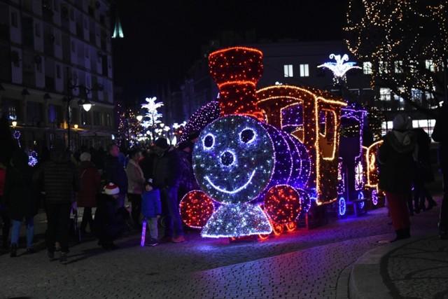 Inauguracja Świątecznej Iluminacji w Legnicy.