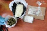 38-latek z pow. wieluńskiego aresztowany. Posiadał narkotyki i papierosy bez znaków akcyzy