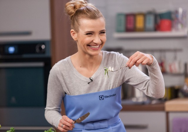 Toruńska aktorka zadebiutuje w kuchni [ZDJĘCIA]