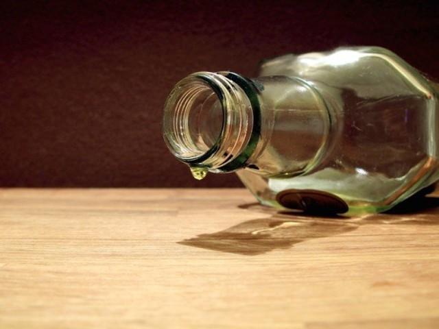 Poszukiwany złodziej z Żor wpadł na... kradzieży whisky