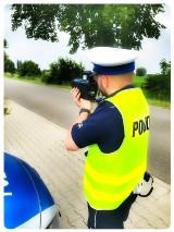 Powiat gdański. Mandaty za przekraczanie prędkości podczas policyjnej akcji
