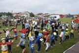 Duathlon Kids w Skierniewicach. Najmłodsi rywalizowali nad zalewem Zadębie