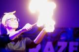WOŚP 2020 Krobia. Iluzjonista, płonące bańki, alpaki, owczarek węgierski - to tylko niektóre z atrakcji [ZDJĘCIA]