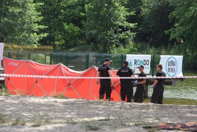 Z policyjnych statystyk wynika, że od 1 kwietnia do 19 lipca w Polsce utonęło 191 osób