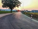 Gm. Szamotuły. Kończą się prace przy przebudowie drogi do Mutowa. Jak teraz wygląda?