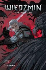 Wiedźmin. Córka płomienia, tom 4 [RECENZJA] Geralt z Rivii w sieci skomplikowanej intrygi radzi sobie całkiem dobrze
