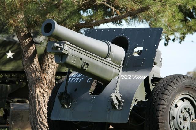 Dorohusk. Próbował wwieźć działo artyleryjskie na Ukrainę