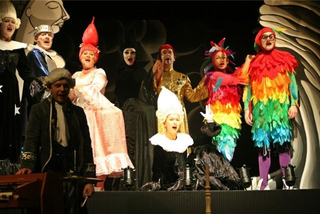 Teatr Lalek Wrocław zaprasza na bardzo muzyczną premierę