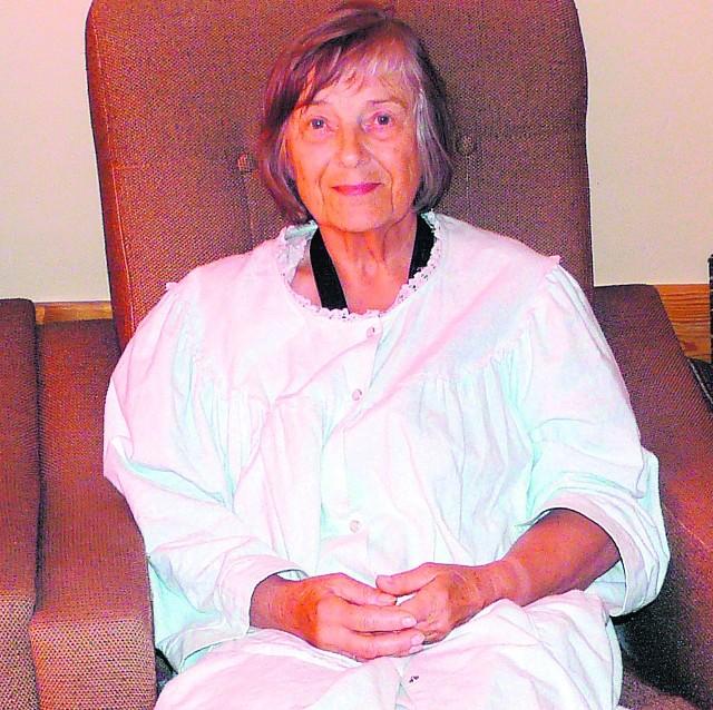 Joanna Dobrzyńska jechała do Brzeska, aby odwiedzić w miejscowym szpitalu chorą siostrę. Wyprawa mieszkanki Warszawy zakończyła się zawałem serca i kilkudniowym pobytem w Szpitalu im. świętego Łukasza w Tarnowie