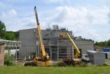 Budowa nowej elektrociepłowni w Przemyślu. Nowe zdjęcia z budowy [GALERIA]
