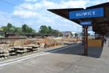 Gliwice: Remont dworca kolejowego w Gliwicach [ZDJĘCIA]