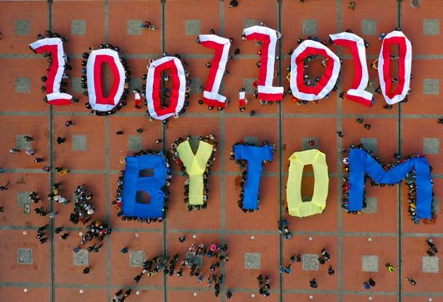 Obchody 100-lecia wybrania Korfantego na Polskiego Komisarza Plebiscytowego w Bytomiu.