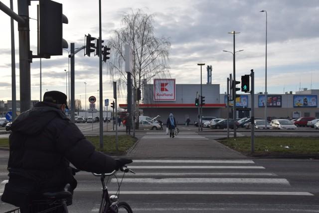 Piesi będą mieli więcej czasu na przejście skrzyżowania przy ul. Podmiejskiej w Kaliszu