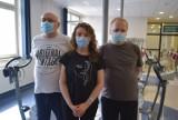 """Rybnik. W szpitalu pacjenci po COVID-19 odzyskują siły. Wystartował pododdział rehabilitacji. """"Personel pomaga wrócić do normalności"""""""